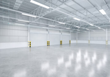 Commercial Warehouse Design